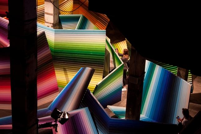 Colormaze by Quintessenz