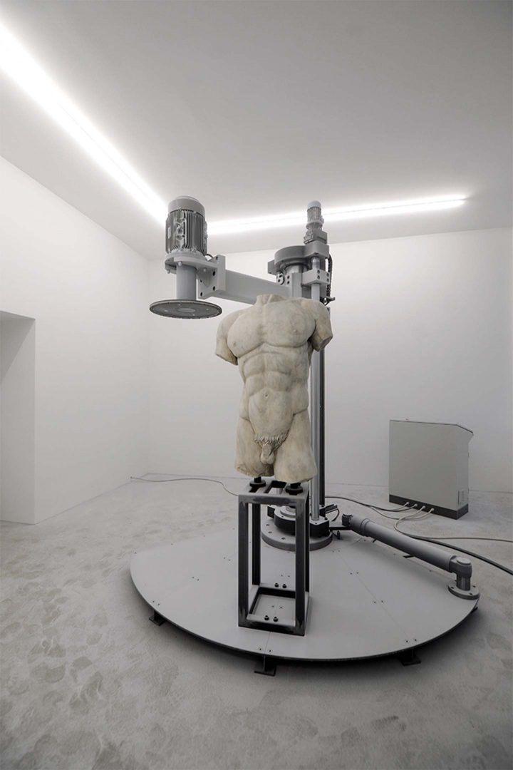 """Damnatio Memoriae"" by Arcangelo Sassolino"