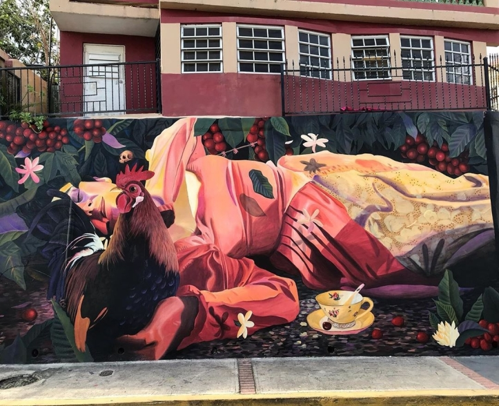 David Zayas @ Yauco, Puerto Rico