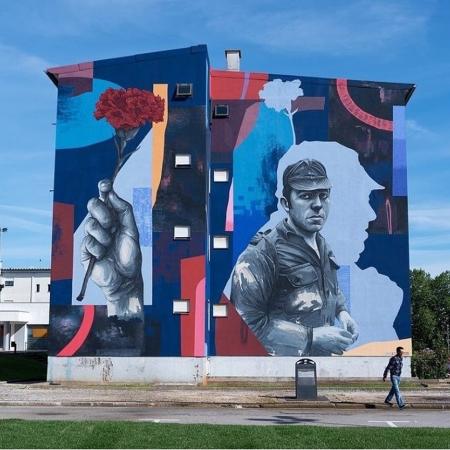 Frederico Draw and Contra @São João da Madeira, Portugal