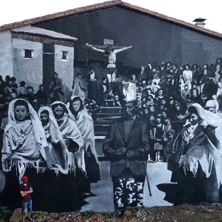 Gambin Rot @ Garcibuey, Spain