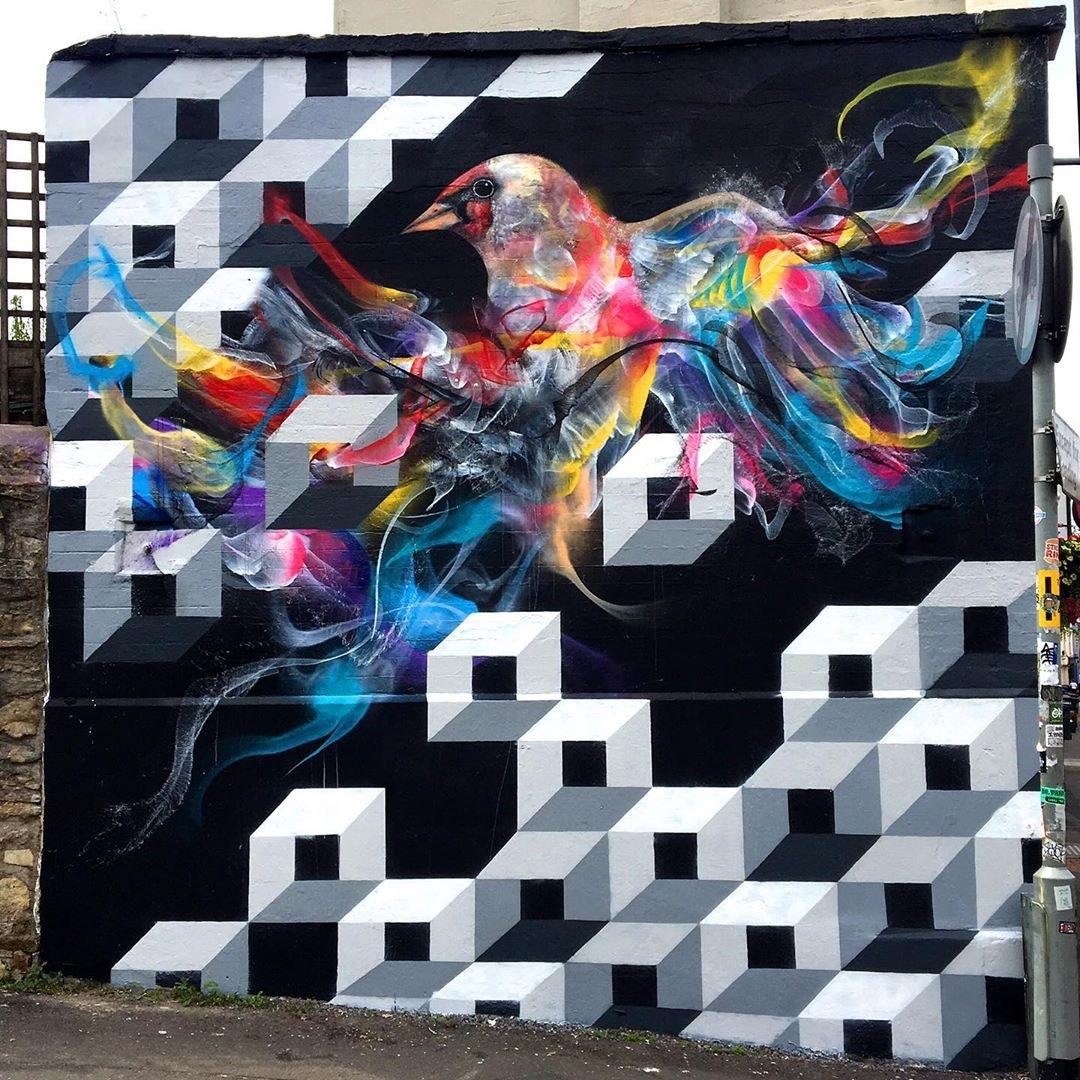 L7matrix & Paul Roberts @Bristol, UK