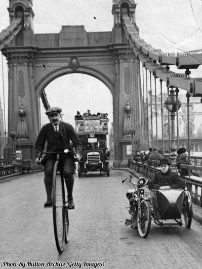 Londra, 1900