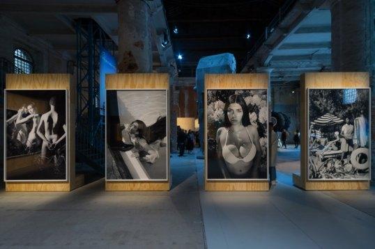 """""""Body en thrall"""" by Martin Gutierrez @ Biennale Arte 2019"""