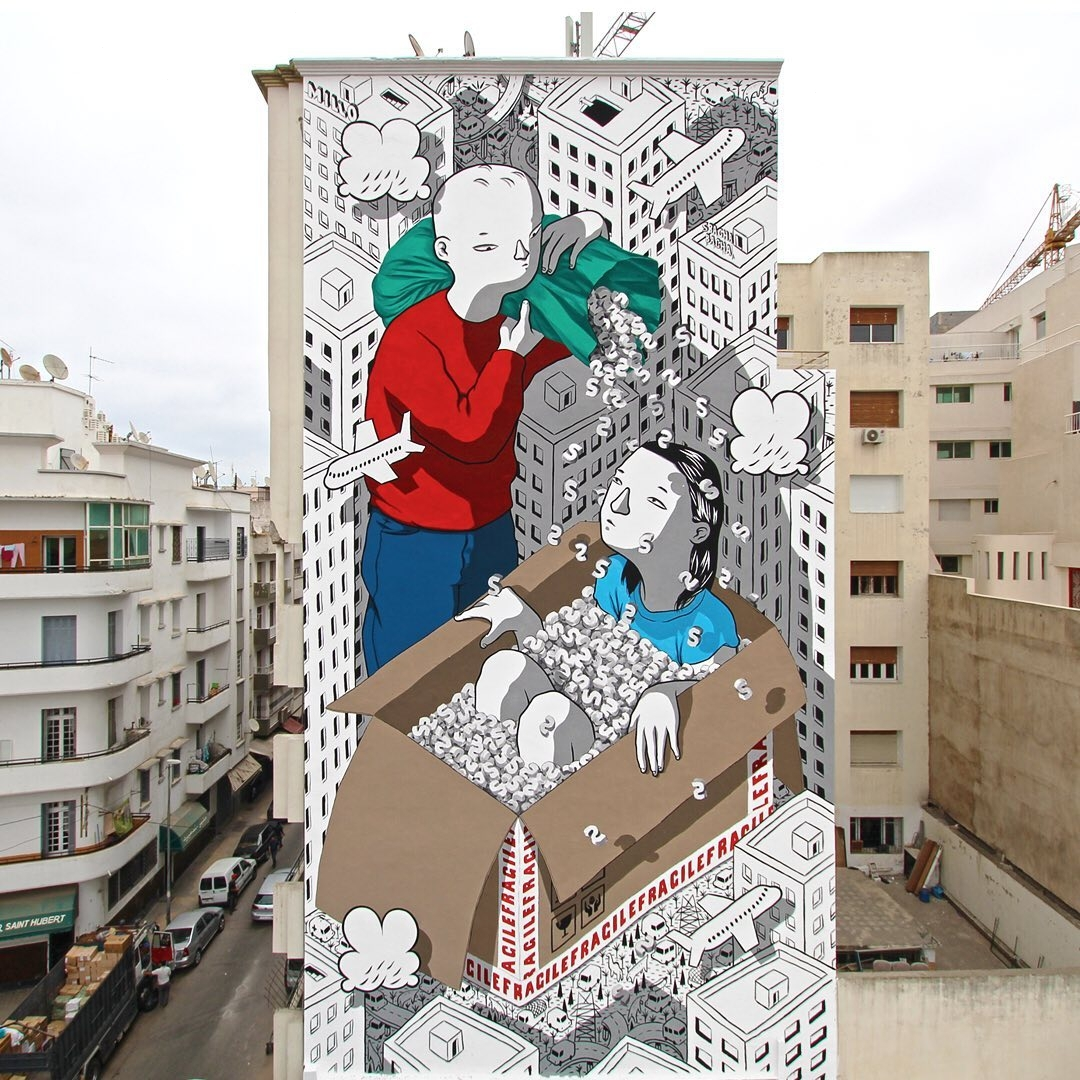 Millo @ Casablanca, Morocco