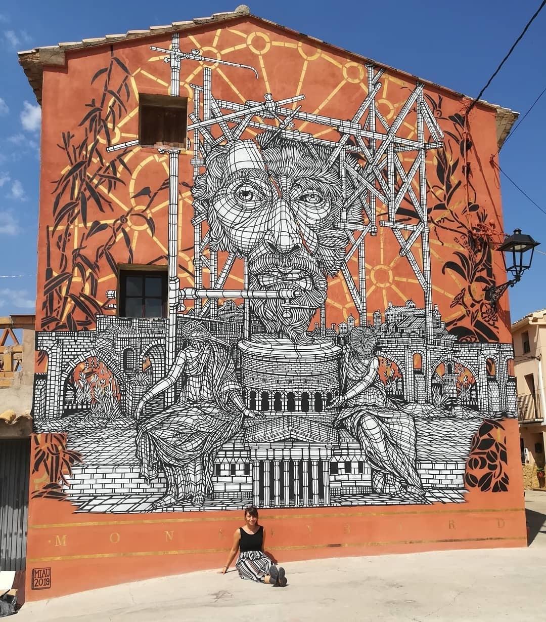 MonkeyBird @ Fanzara, Spain
