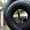 Pavilion of UNITED STATES OF AMERICA, Martin Puryear: Liberty / Libertà. Photo by: Francesco Galli. Courtesy: La Biennale di Venezia
