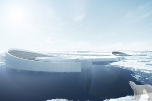 Re-Freeze the Arctic by Faris Rajak Kotahatuhaha