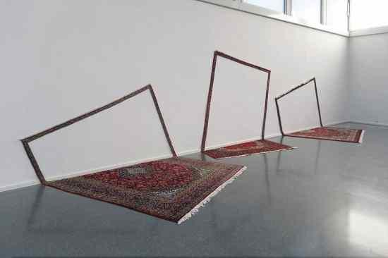 Reorientation (2015) by Sakir Gökcebag @ Kunstverein Ludwigshafen, Ludwigshafen am Rhein, Germany