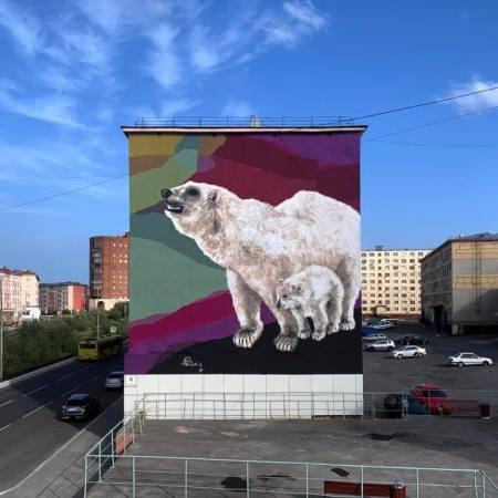 Salvo Ligama @Norilsk, Russia