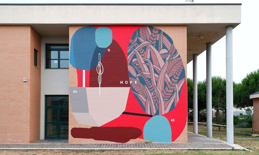 """""""Struttura G043"""" by Giulio Vesprini @ Civitanova Marche, Italy"""