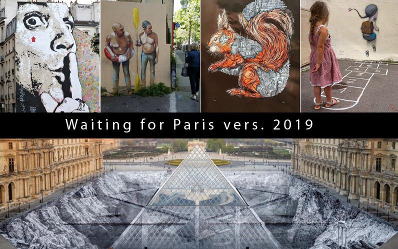 Waiting for Paris 2019