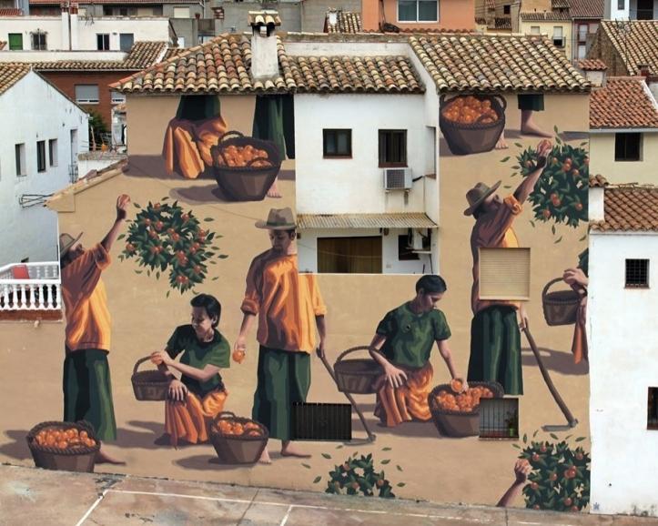 Colectivo Licuado @Fanzara, Spain