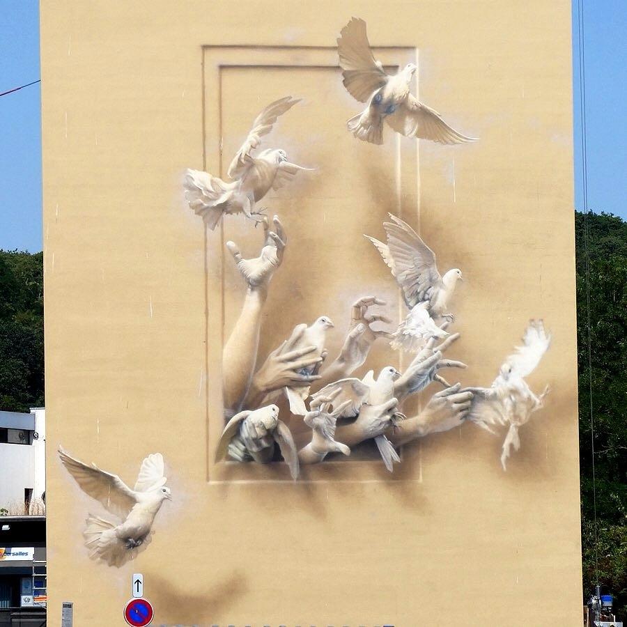 Eron @ Versailles, France