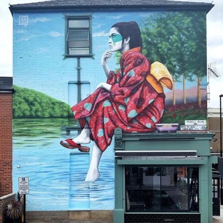 Fin DAC @ London, UK