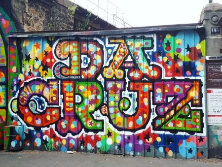 Street art @ Rue de l'Ourcq