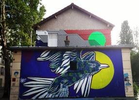 Street art @ Quai de la Loire