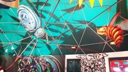 """3d street art @ """"La Foret Escargot"""", Place de la Bataile de Stalingrad, Paris"""