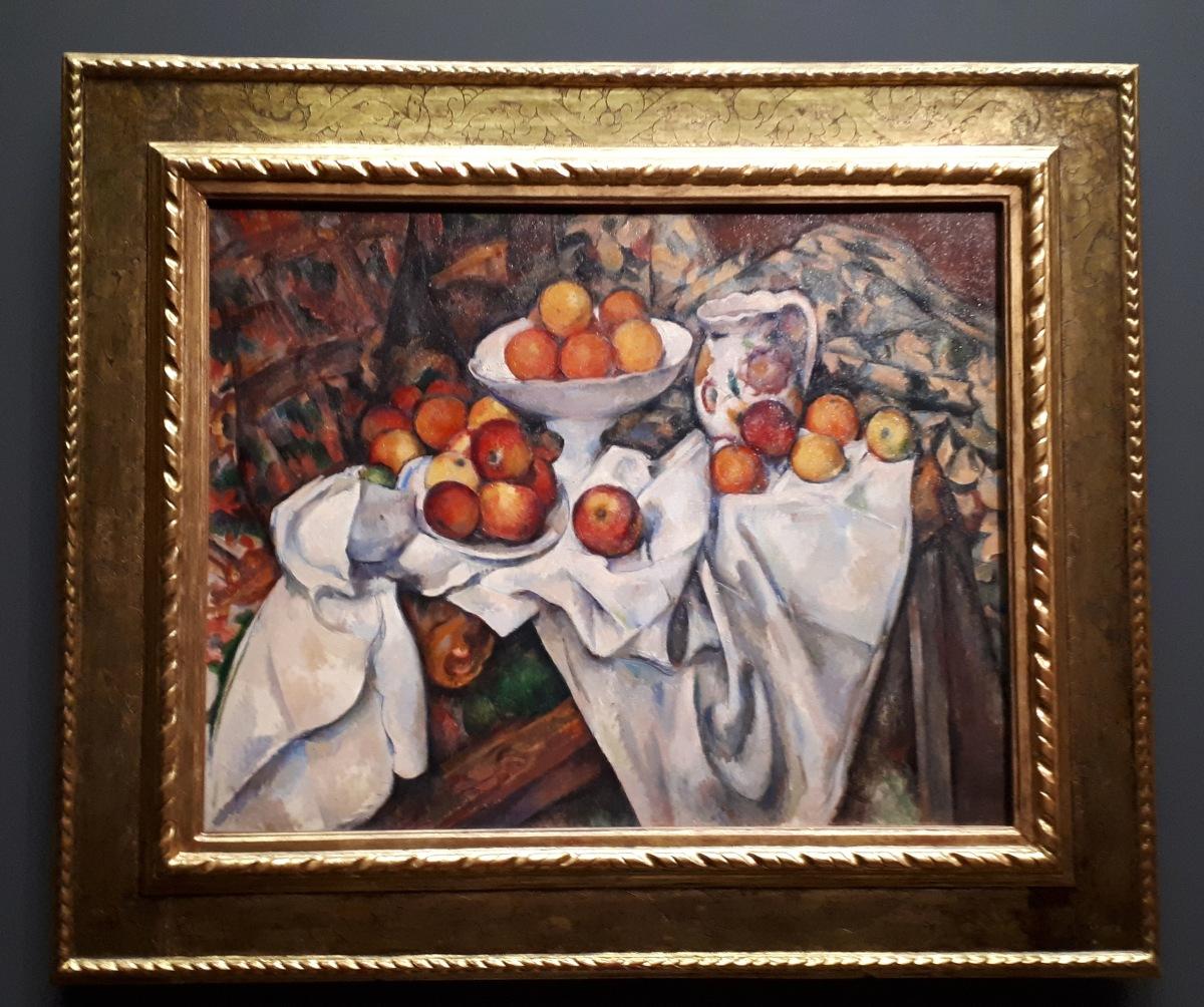 Paul Cezanne @ Musée d'Orsay