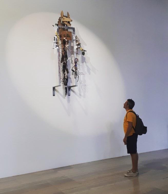 """""""Coyote Inalienable"""" by Fernando Palma Rodriguez @ Prince·sse·s des villes @ Palais de Tokyo"""