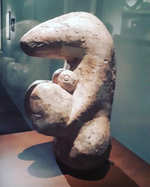 """Pablo Picasso @""""Prehistoire. Une enigme moderne"""""""