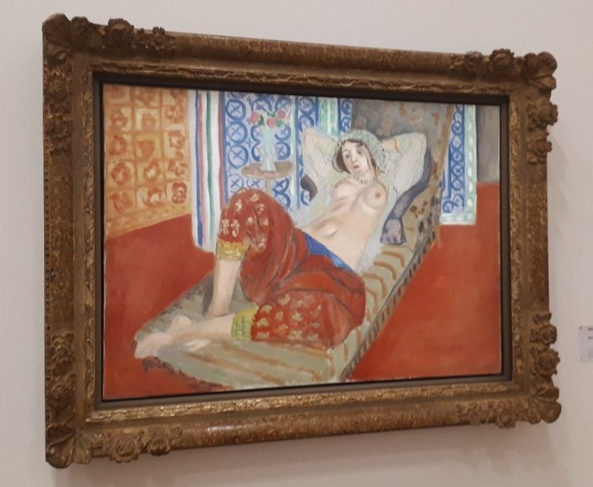 Henri Matisse @ Collezione permanente