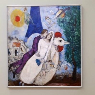 Marc Chagall @ Collezione permanente