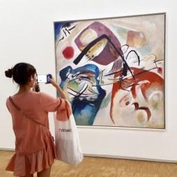 Wassily Kandinsky @ Collezione permanente