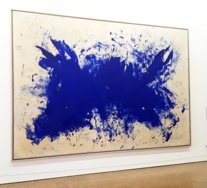 Yves Klein @ Collezione permanente