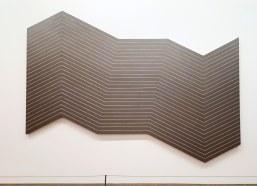 Frank Stella @ Collezione permanente