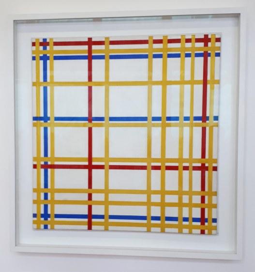 Piet Mondrian @ Collezione permanente