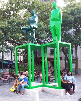 Parigi, arte pubblica