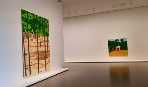 Alex Katz @ Foundation Louis Vuitton