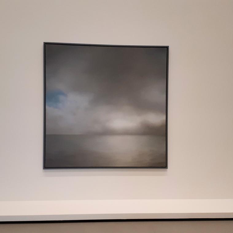 Gerhard Richter @ Foundation Louis Vuitton
