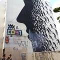Street art by David De La Mano