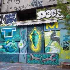 Street art @ Les Frigos