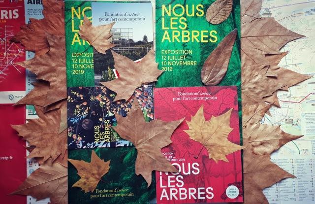 Paris day-by-day – L'intelligenza degli alberi alla Fondation Cartier (Day 7)