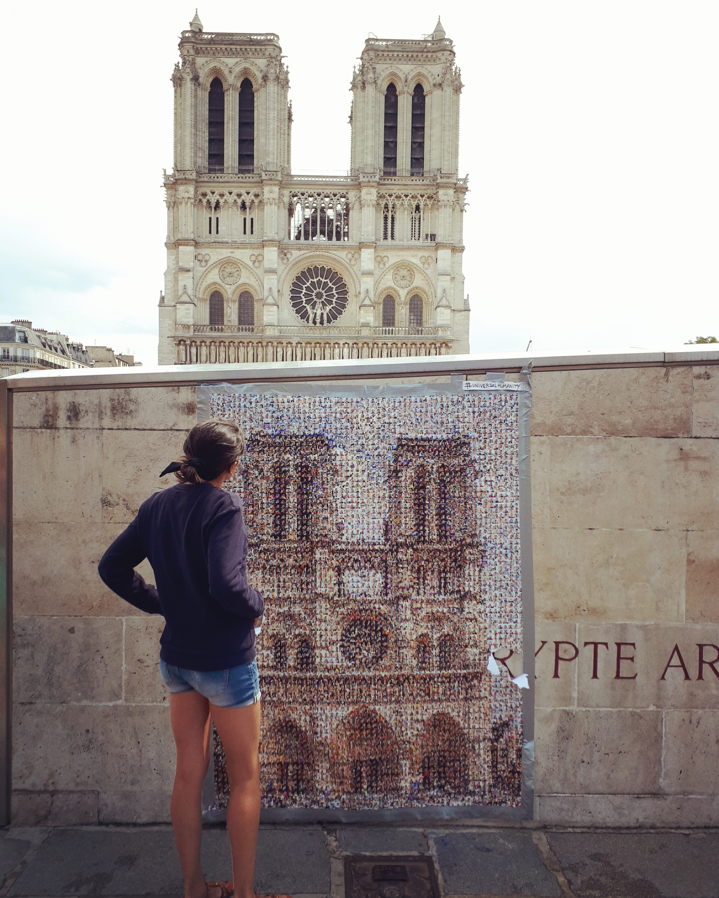 Paris day-by-day – Notre Dame (Day 8)