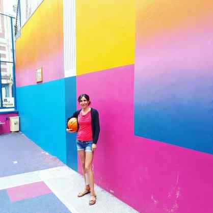 Pigalle Basket in rue Duperre