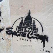 Streetart a Montmartre
