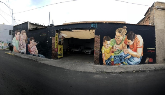 Jupiterfab @Guadalajara, Mexico