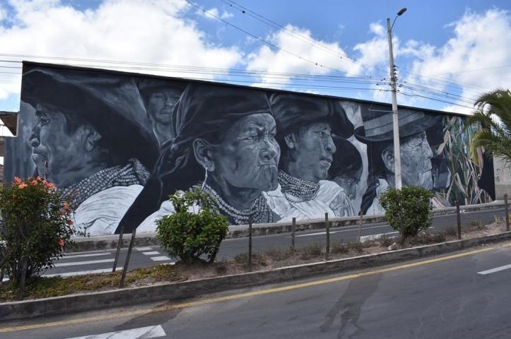 Mundana @ Atuntaqui, Ecuador