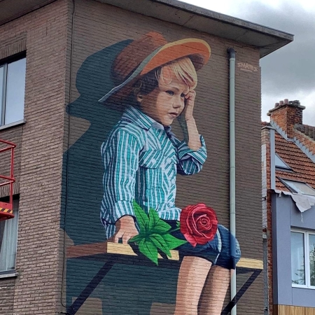 Smates @ Leuven, Belgium