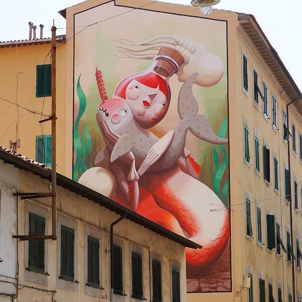 Zed1 @ Livorno, Italy