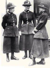 Agenti di polizia femminile londinesi, 1919