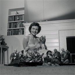 Betty White, 1937