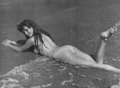 Brigitte Bardot, anni '50