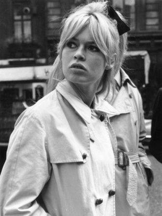 Brigitte Bardot, Londra, 1963