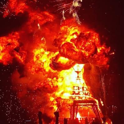 Burning Man 2019