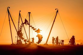 Burning Man 2019. Stone 27 by Benjamin Langholz